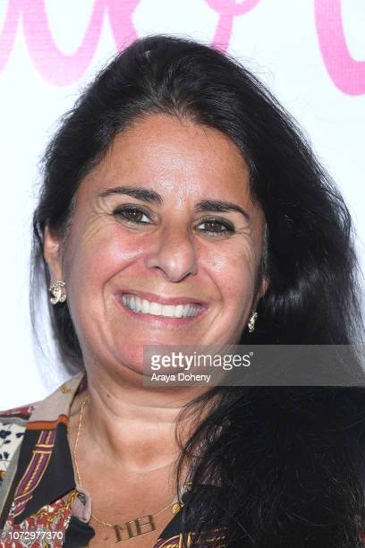 Martine Melloul attends the URBAN2020 Fabrice Spies Benefiting STOP Trafficking of People on December 13 2018 in Los Angeles California