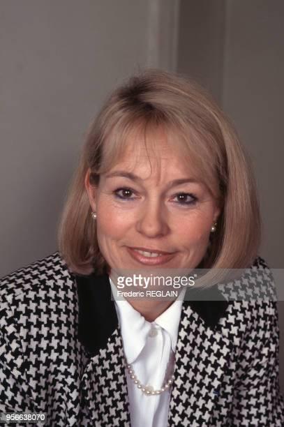 Martine Monteil commissaire de police divisionnaire le 8 février 1996 à Paris France