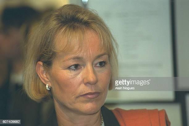 Martine Monteil Head of the Crime Squad