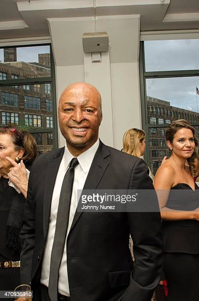 R Martinez attends the 2015 Glasswing International Benefit Gala at Tribeca Three Sixty on April 23 in New York City