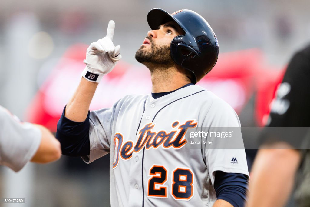 Detroit Tigers v Cleveland Indians : News Photo
