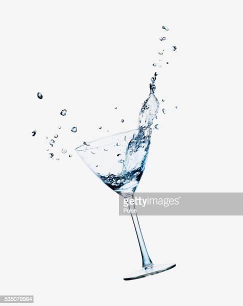 Martini glass.