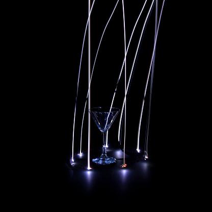 Martini & Lights - gettyimageskorea