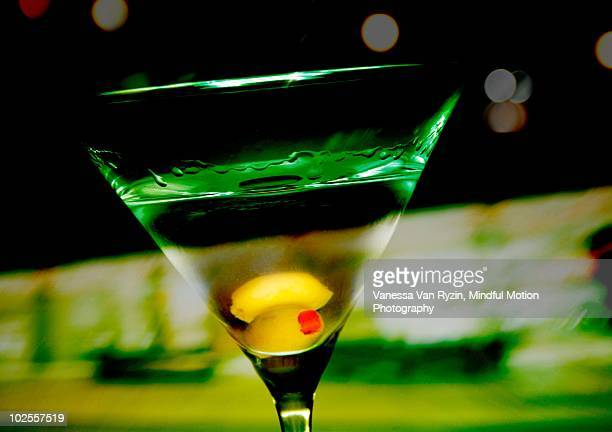 martini - vanessa van ryzin stock photos and pictures