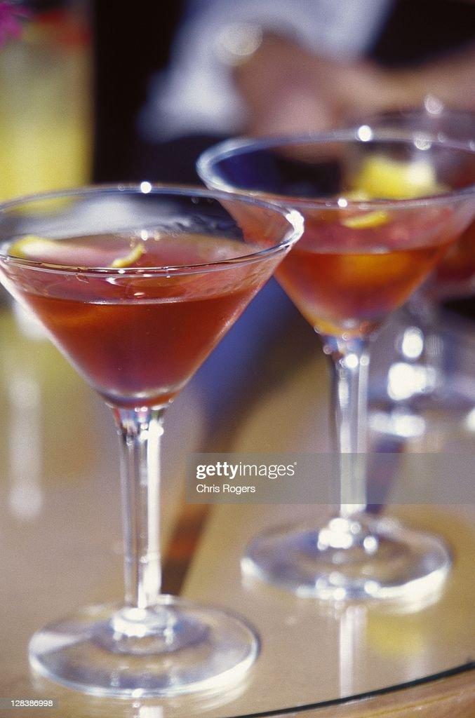 Martini : Stock Photo