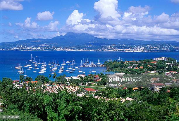 Martinique scenery