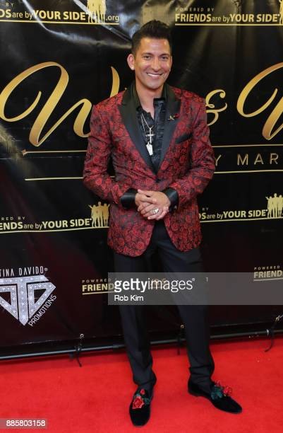 Martino Cartier attends the 2017 One Night With The Stars Benefit at The Theater at Madison Square Garden on December 4 2017 in New York City