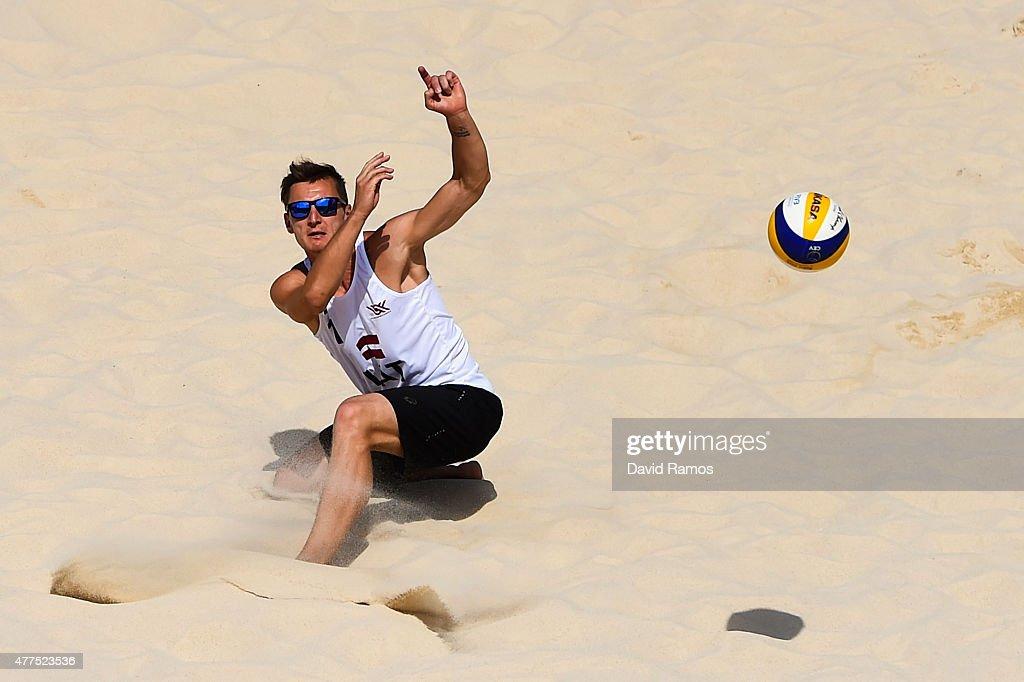 Beach Volleyball - Day 6: Baku 2015 - 1st European Games