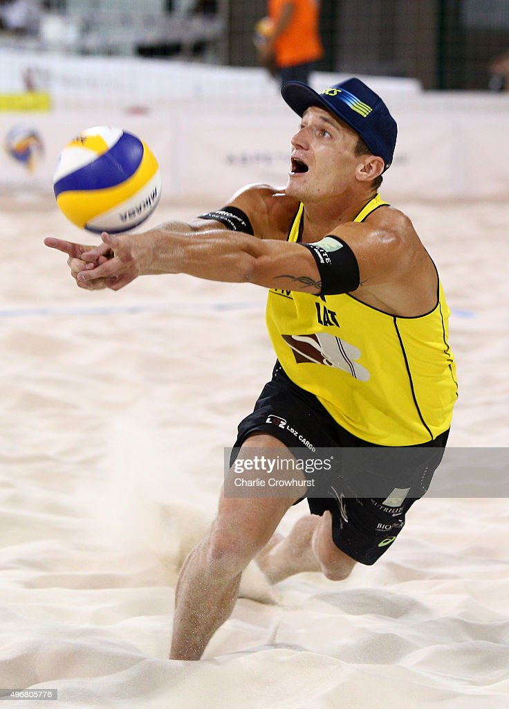 FIVB Qatar Open - Day 3