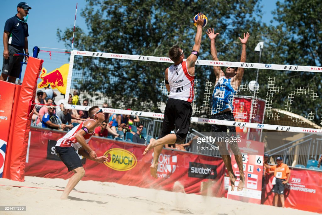 FIVB Beach Volleyball World Championships - Day 2
