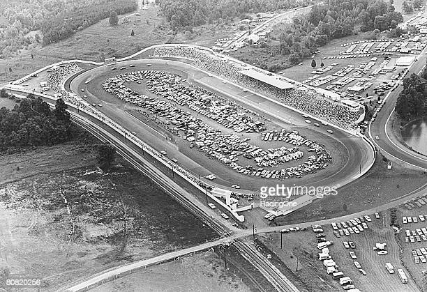 Martinsville Speedway began as a halfmile dirt oval in 1947 and remains as NASCAR's oldest sanctioned track