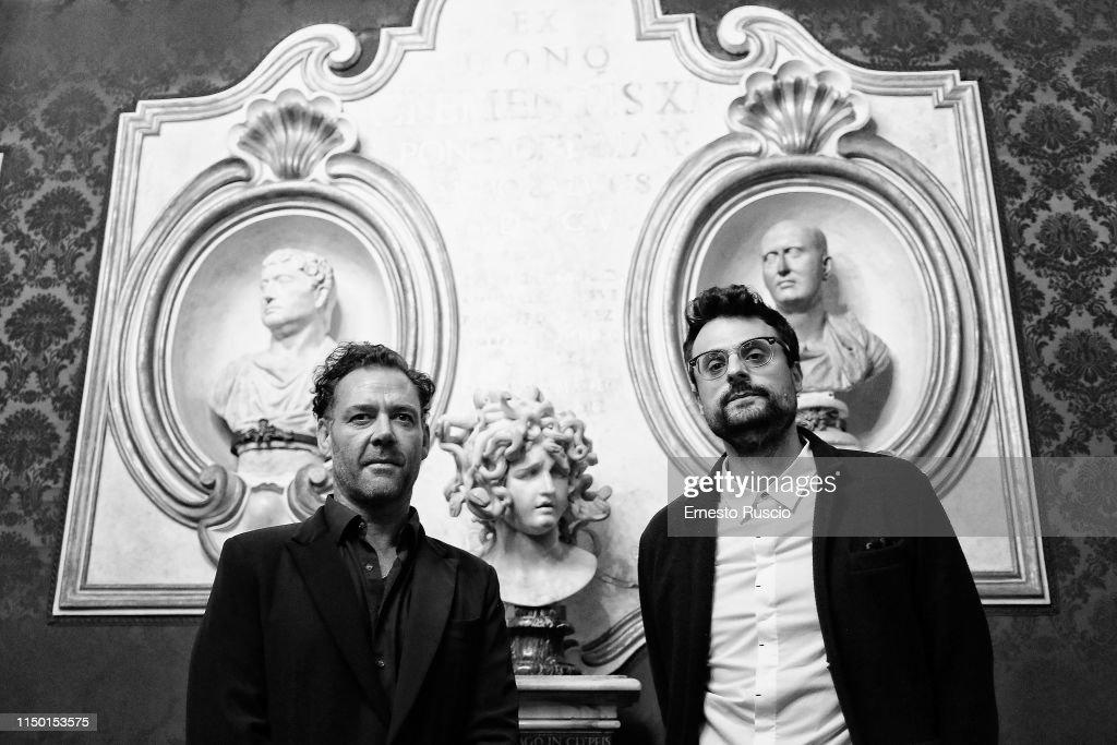 """""""Rovine - La nostalgia del poeta"""" Reading in Rome : Foto di attualità"""