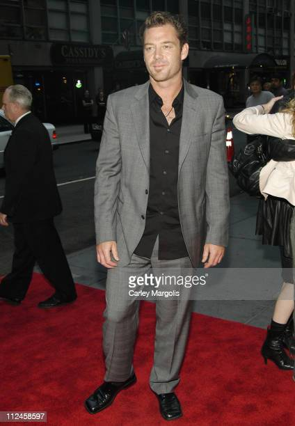 "Marton Csokas during ""Asylum"" New York Premiere - Arrivals at MGM Screening Room in New York City, New York, United States."