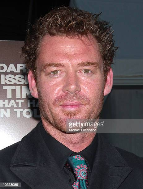 """Marton Csokas during """"The Great Raid"""" New York City Premiere - Outside Arrivals at The Intrepid Sea, Air and Space Museum in New York City, New York,..."""