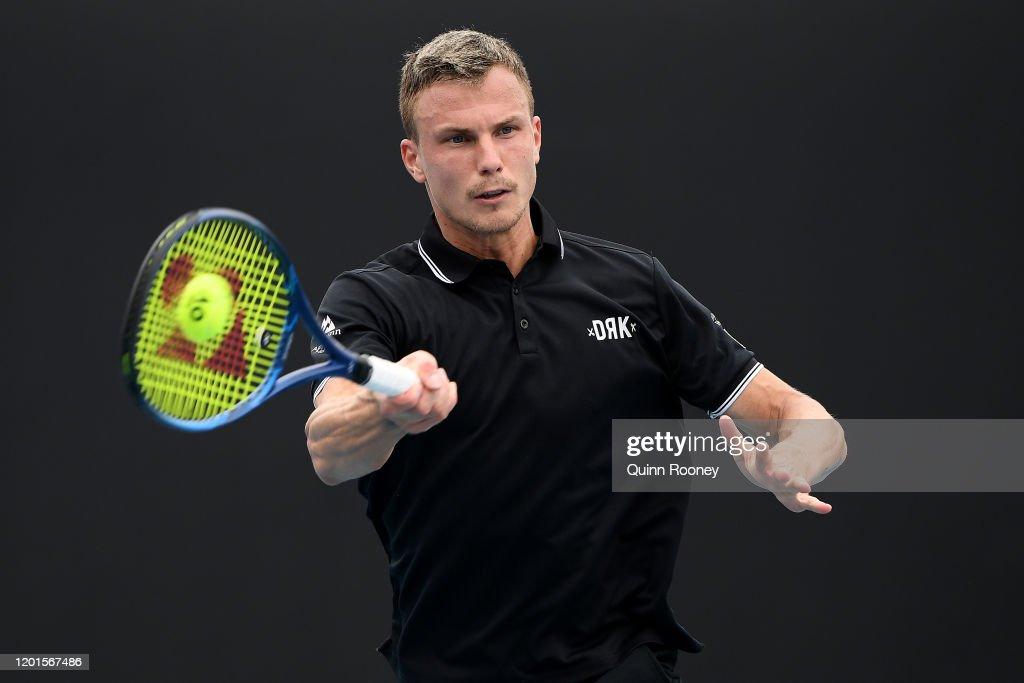 2020 Australian Open - Day 5 : ニュース写真