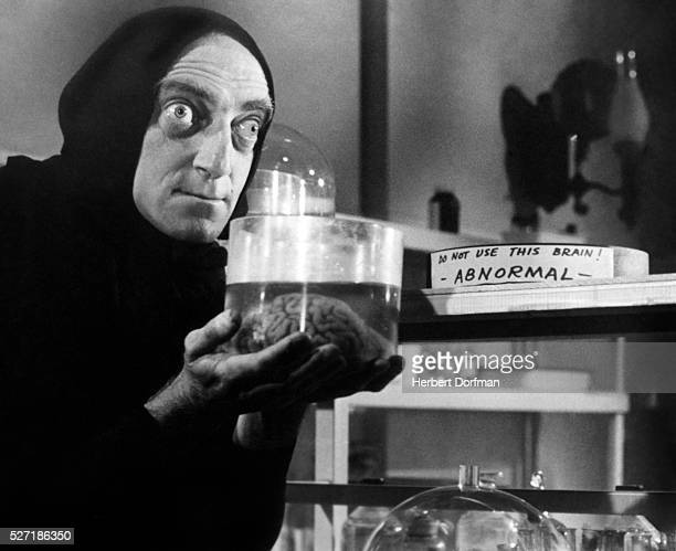 Marty Feldman in Young Frankenstein