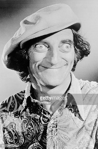 Marty Feldman is not your ordinary face in a crowd Once he is seen he is never forgotten It is his eyes that arrest your attention Feldman is much...