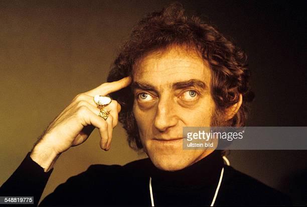 Marty Feldman Komiker AutorSchauspieler Regisseur um 1974