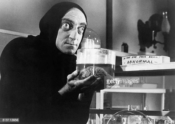 1975 Marty Feldman writer director as well as a comedian who won brilliant reviews in Young Frankenstein and other movies died of a heart attack...
