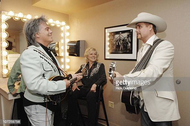 Marty Stuart Connie Smith and John Rich of Big Rich
