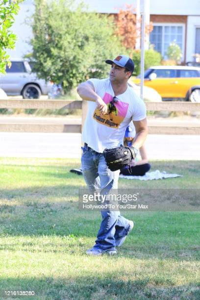Marty York is seen on May 28 2020 in Los Angeles CA