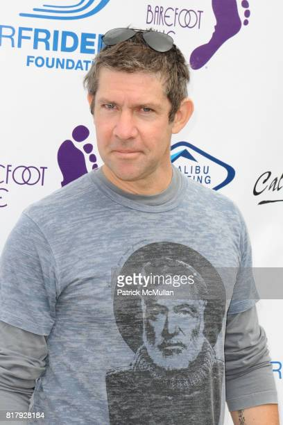 Martyn LeNoble attend SURFRIDER'S FOUNDATION 5th Annual Celebrity Expression Session at Surfrider Beach on September 11th 2010 in Malibu California