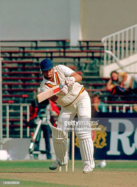 Martyn Moxon New Zealand v England 2nd Test Auckland Feb 88