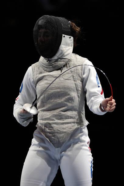 JPN: Fencing - Olympics: Day 2