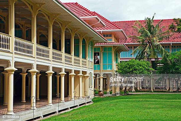 Maruekatayawan Palace. Hua Hin .Thailand