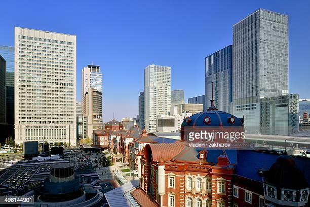Marunouchi and Tokyo Station