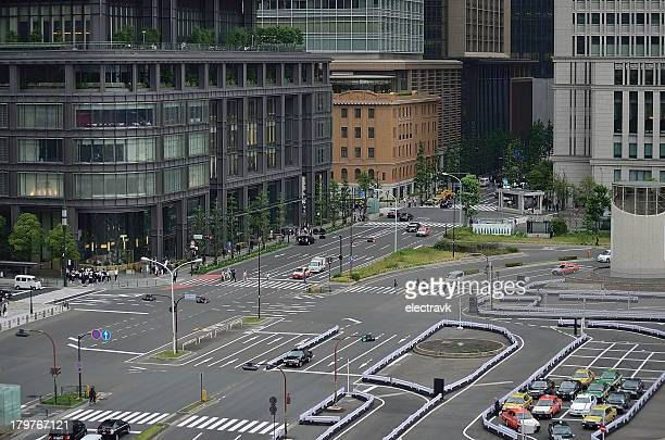 Marunouchi, central Tokyo