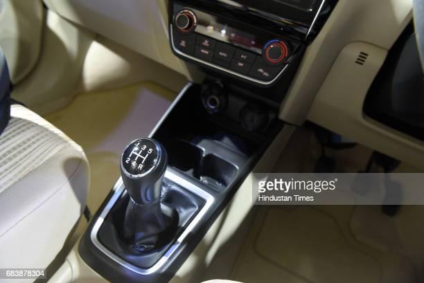 Maruti Suzuki launches the new Dzire in the Indian market on May 16 2017 in New Delhi India The newgen Maruti Suzuki Dzire is built on the company's...