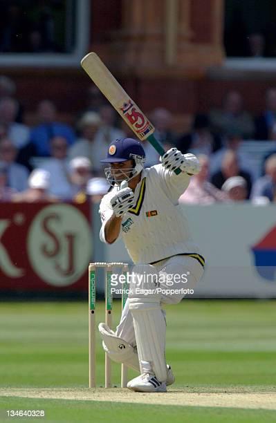 Marvan Atapattu England v Sri Lanka 1st Test Lord's May 02
