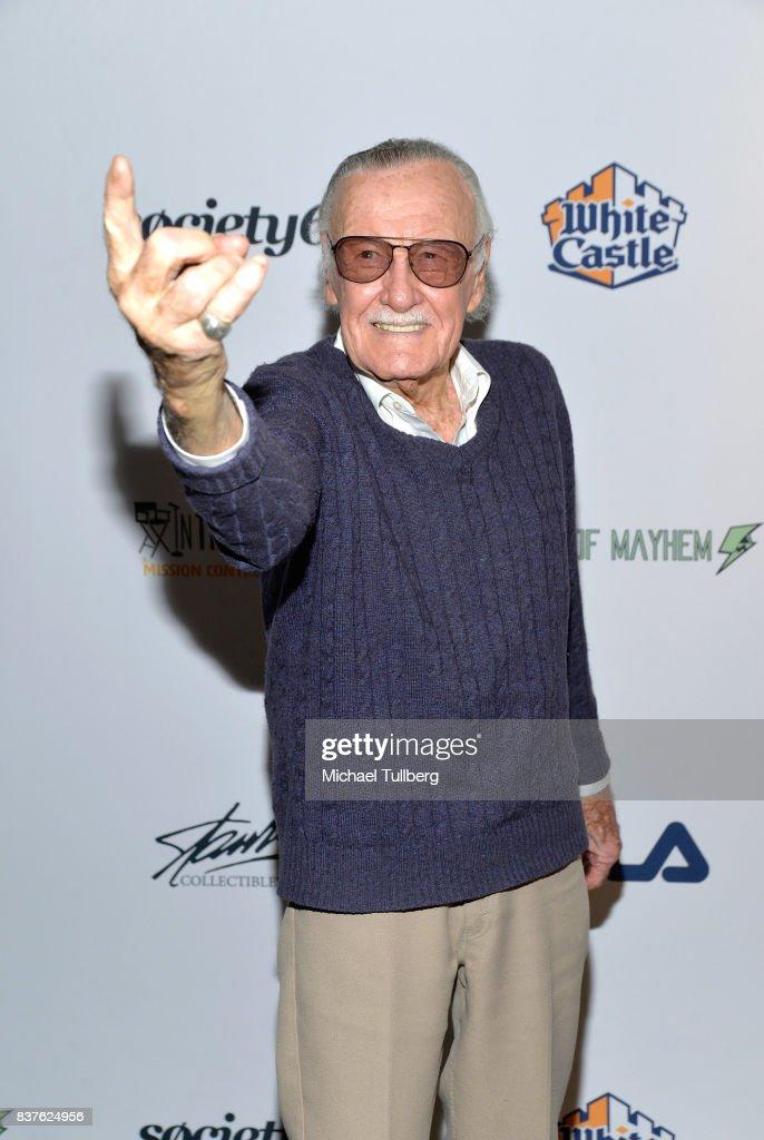 Extraordinary: Stan Lee - Arrivals