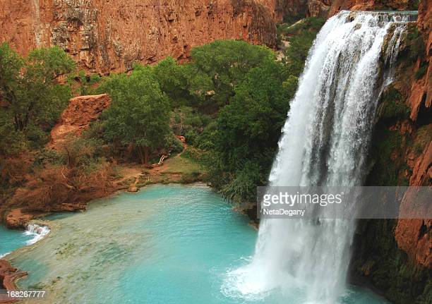 Marvelous Havasu Fall, Arizona
