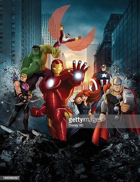S AVENGERS ASSEMBLE Marvel's Avengers Assemble reunites the most popular super hero team Iron Man Hulk Captain America Thor Hawkeye and Black Widow...
