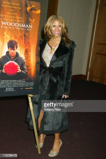 """Marvet Britto during """"The Woodsman"""" New York Cit y Premiere - Inside Arrivals at The Skirball Center in New York City, New York, United States."""