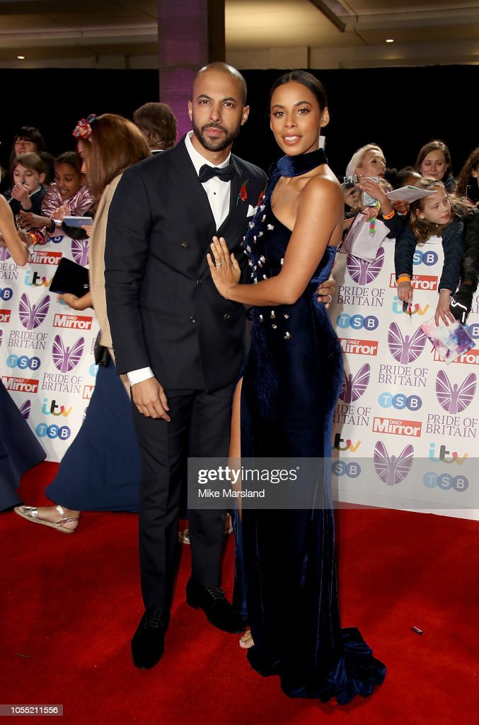 Pride of Britain Awards 2018 - Red Carpet Arrivals : News Photo