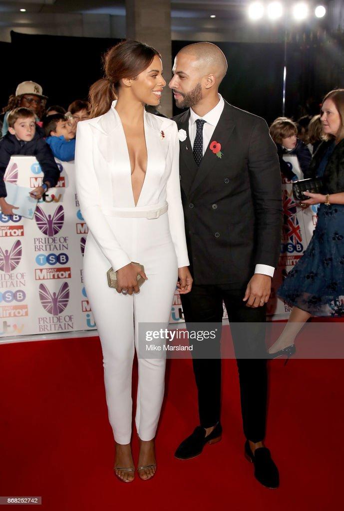 The Pride Of Britain Awards 2017 - Arrivals : Nachrichtenfoto