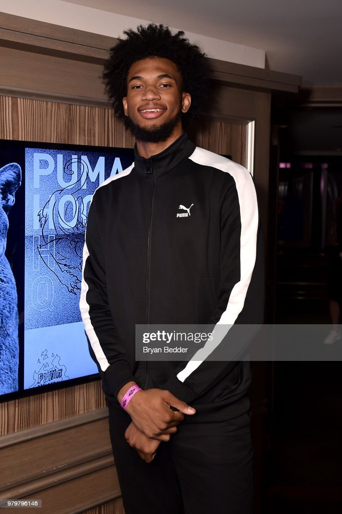 PUMA Re-Enters Basketball Category With Launch Party At 40/40 Club In New York City