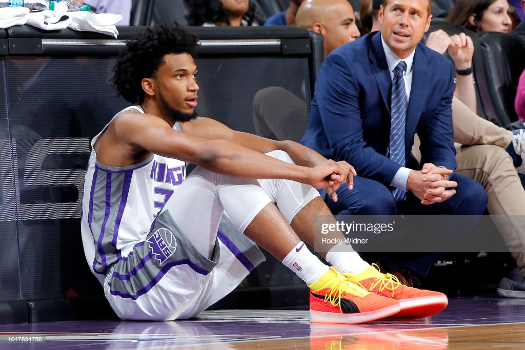 Maccabi Haifa v Sacramento Kings : News Photo