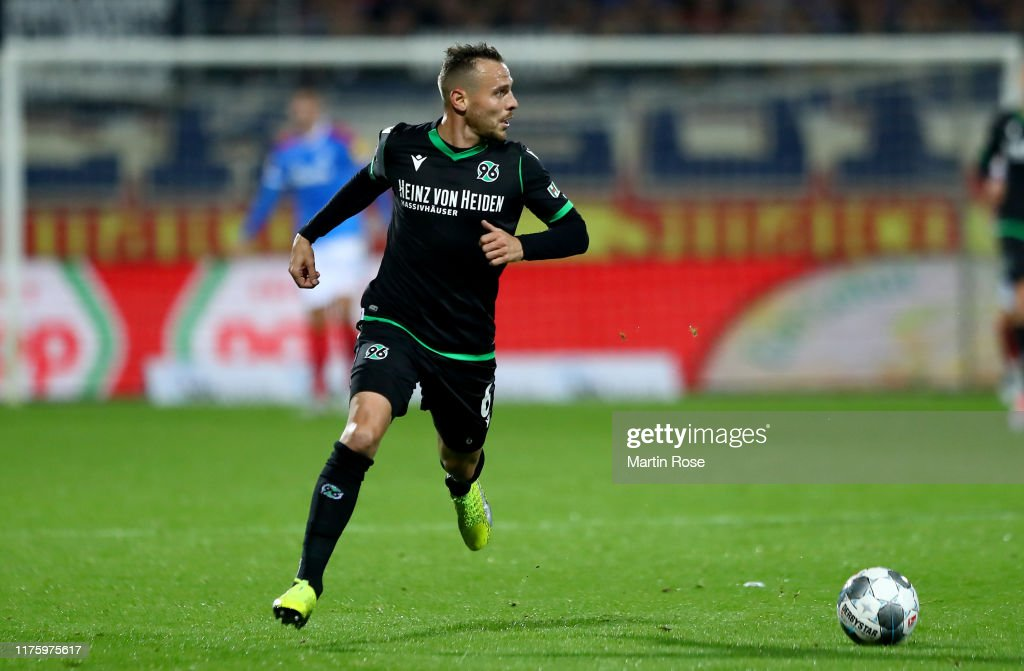 Holstein Kiel v Hannover 96 - Second Bundesliga : News Photo
