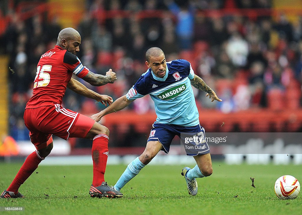 Bristol City v Middlesbrough - npower Championship