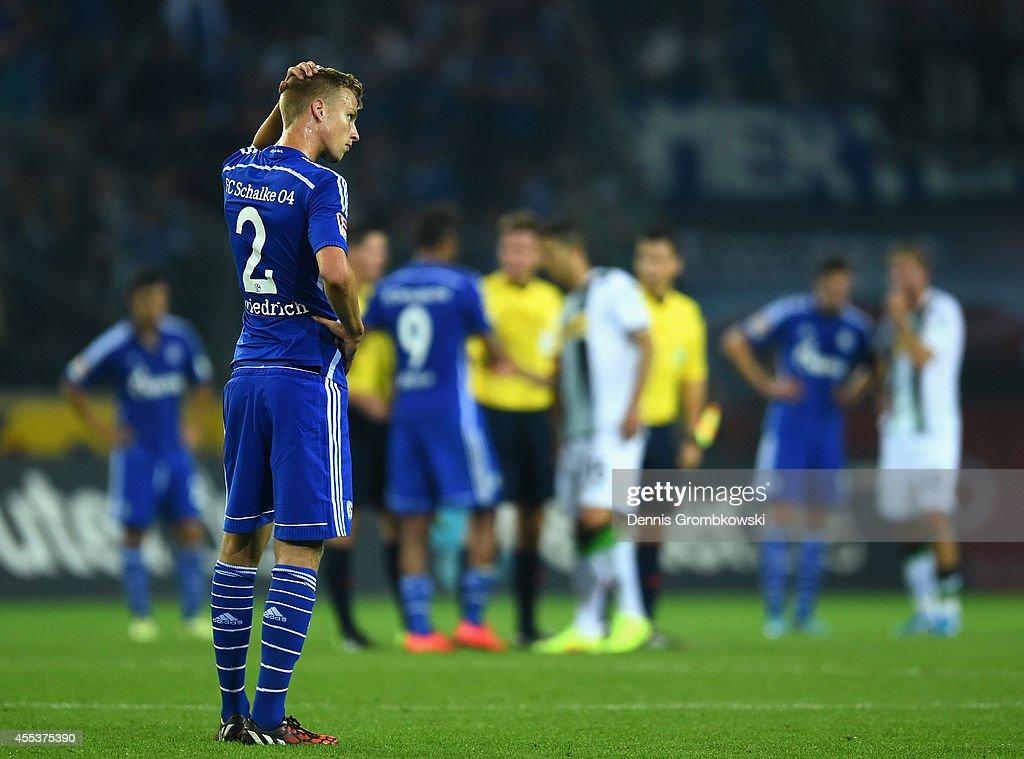 Borussia Moenchengladbach v FC Schalke 04 - Bundesliga : Nieuwsfoto's