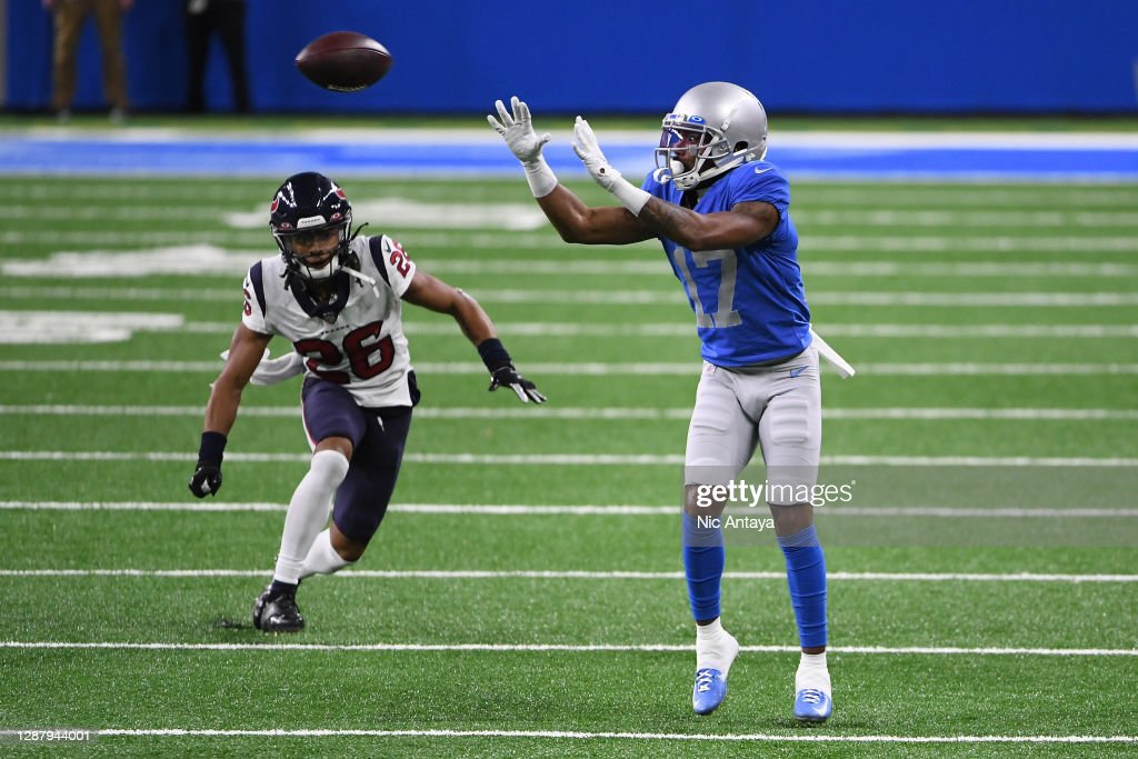 Houston Texans v Detroit Lions : News Photo
