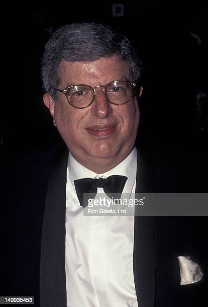Marvin Hamlisch attends Third Annual Great Party to Save the Nature Conservancy Benefit on June 2 1998 at Central Park in New York City