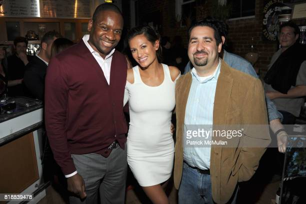 Marvin Henry Malia Jones and Mike Naps attend KIEHL'S Party to Celebrate EARTH DAY at Kiehl's on April 22 2010 in New York City