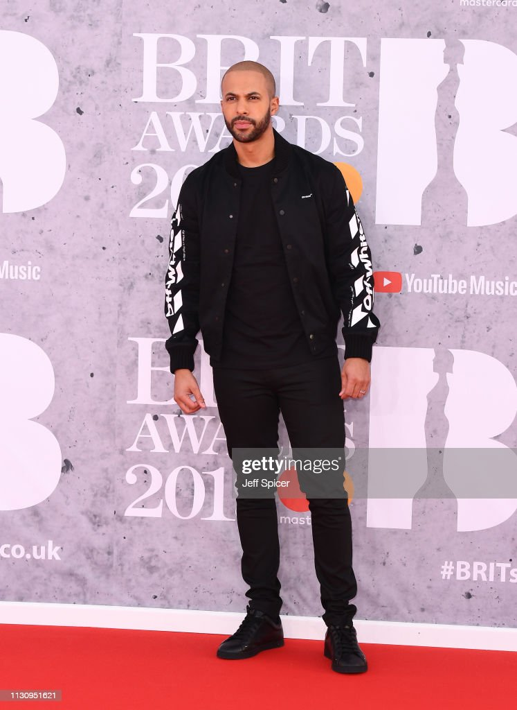 GBR: The BRIT Awards 2019 - Red Carpet Arrivals