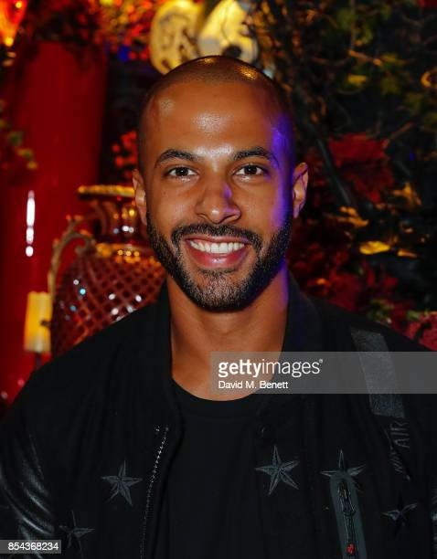 Marvin Humes attends the Michael Jackson's 'Scream' album launch after party at The Freemason's Hall on September 26 2017 in London England