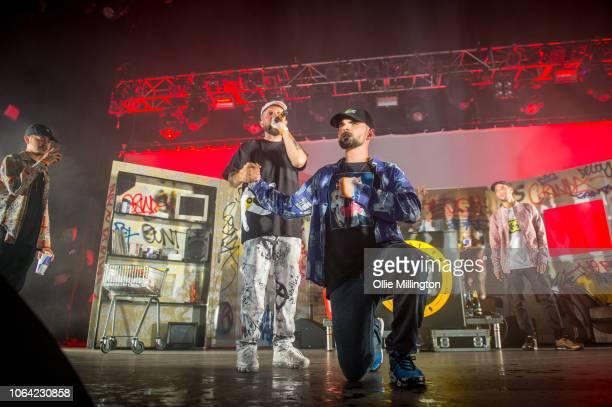Marvin Jay Alvarez as Fantasy Hugo Chegwin as Kevin DJ Beats Bates Allan Seapa Mustafa as MC Grindah Daniel Sylvester Woolford as Decoy of Kurupt FM...